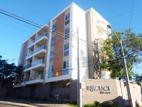 1 Dormitorio Amoblado En Villa Morra Zona Shopping Mariscal