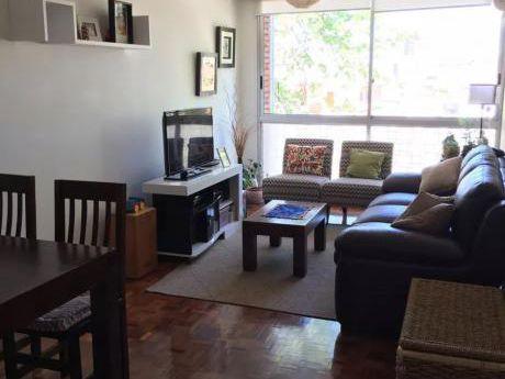 Alquile Con 2 Dormitorios Y Garage En Zona Pocitos