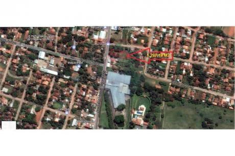 Terreno En Venta Zona Watson´s. San Lorenzo