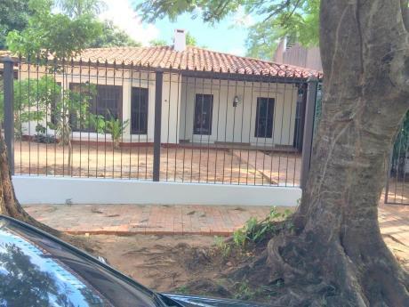 Nuevo Precio - Casa En Alquiler En Asunción - Seminario