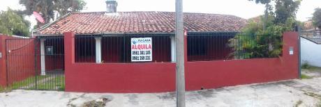 Alquilo Casa Para Vivienda U Oficina A Pasos De Santisima Trinidad Y Autopista