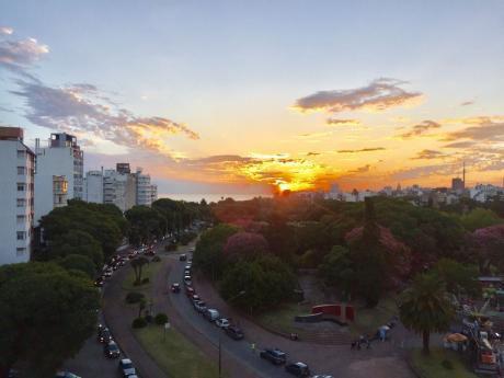 Br. Artigas Y 21 De Setiembre Panoramico Unico Super Amplio