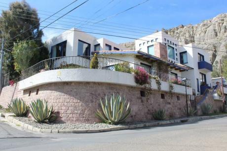 Casa En Venta - Auquisamaña - $us 650.000