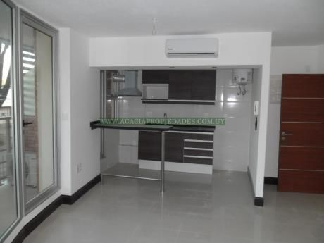 Apartamento De 1 Dormitorio En Boruj Leiv