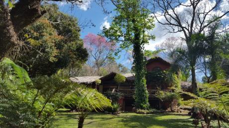 Alquilo Hermosa Quinta En Ytu - Cordillera