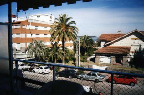 Lindo Apartamento A 1 Cuadra De La Rambla Mansa - 2 Dorm