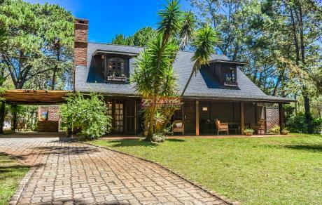 Impecable Casa En Punta Del Este!!