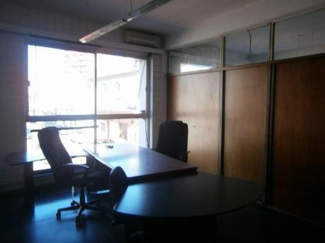 Oficina  Pocitos  130 M2