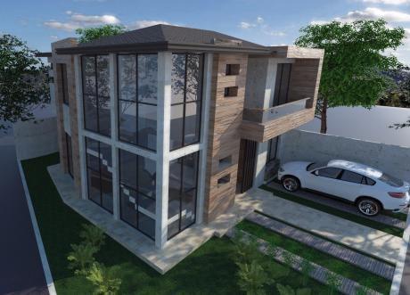 Hermosa Casa Minimalista En Preventa - Chiquicollo