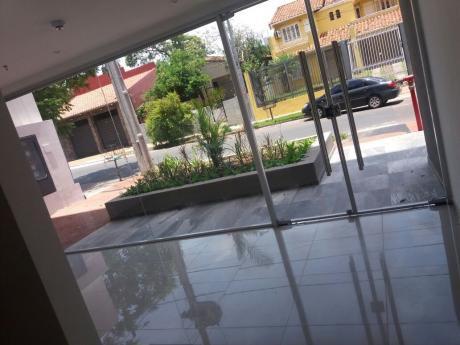 Vendo Departamento A Estrenar Con Piscina De 1 Dormitorio En Barrio Jara!!