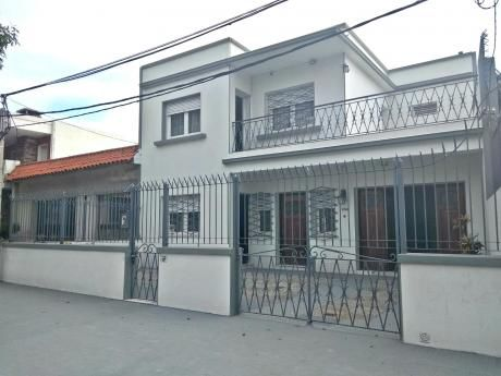 Casa 2 Plantas, 4 Dorm, 2 Baños, Fondo, Garaje, Mas Apto O Barbacoa