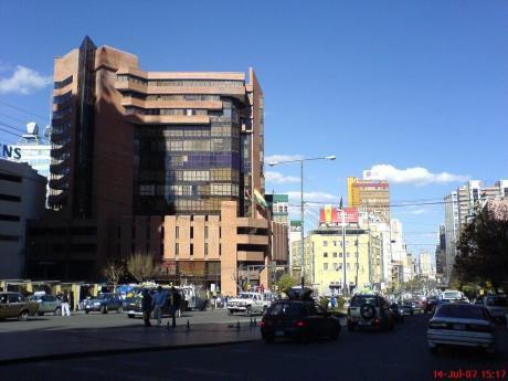 Oficina A Estrenar Centro Ciudad De La Paz