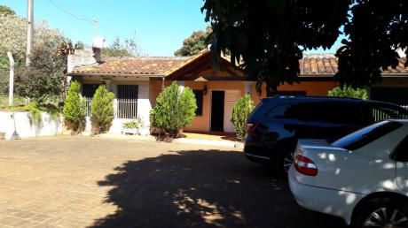 Vendo 14 Has-chacra Con Casa Quinta En Piribebuy