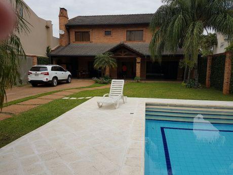 Residencia En Mburucuya Zona Primer Presidente
