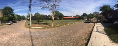 Vendo Terreno En Los Laureles-asuncion