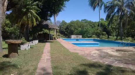 En Venta ! Un Lugar Precioso A Una Hora De Asunción