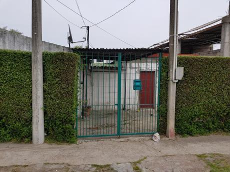 Dos Casas Modestas En Un Padron Unico ,ideal Inversion