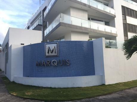 Las Palmas, Edificio Marquis