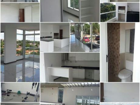 Vendo Dpto En Villa Morra Edificio Mondrian De 1 Dor.