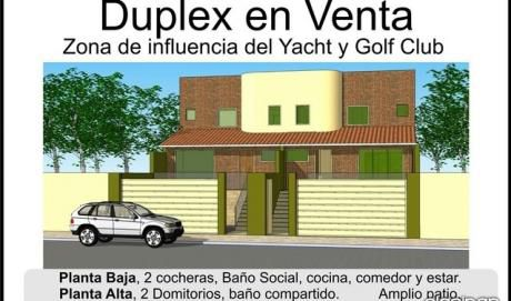 Oferta Duplex A Terminar + 2 Terreno!! Imperdible!!