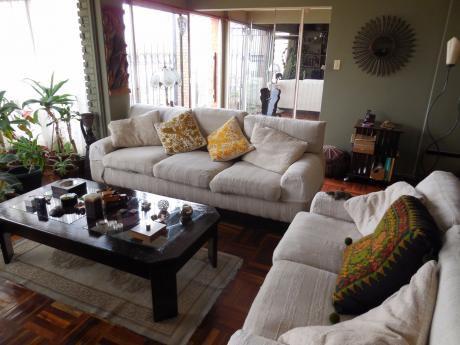 Pocitos Penthouse Duplex 2 Dorm. Tza Parrillero