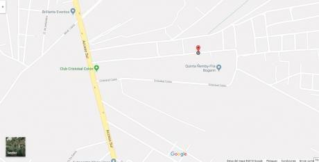 Vendo Terreno De 12x30m2 En ñemby Detras De Cristobal Colon
