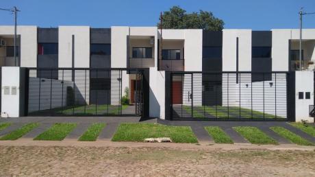 Duplex De Lujo A Estrenar - 3 Dormitorios - Luque - Cuarto Barrio