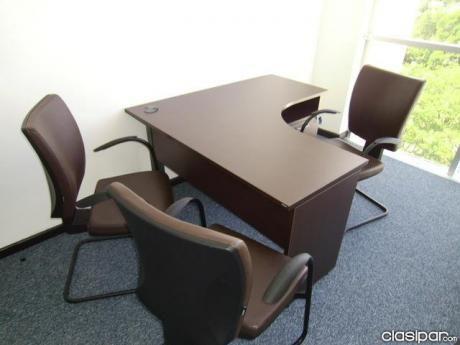 Oficinas Corporativas Totalmente Equipadas