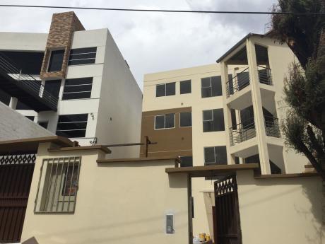 Vendo Departamento A Estrenar - Meseta De Achumani, La Paz