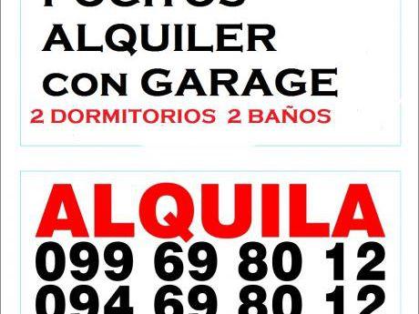 Alquiler Y Venta Con Garage