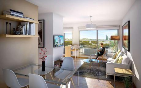 Apartamento De 1 Dormitorios En El Cordon