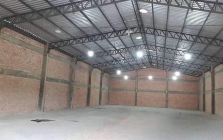 Alquilo Tinglado Deposito En Mariano Roque Alonso