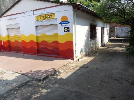 Alquilo Tinglado Con Oficinas Sobre La Avda. Defensores Del Chaco