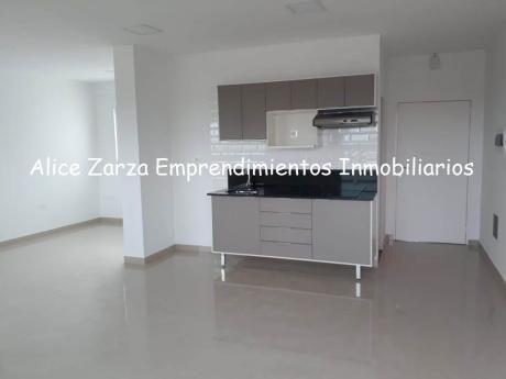 Alquilo Monoambiente A Estrenar S/ San Martin Zona Bcp