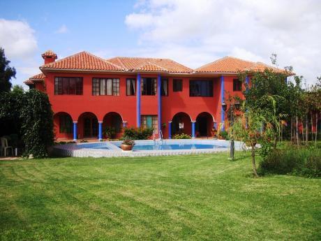 Hotel De 4 Estrellas De Categoría  En Funcionamiento En La Ciudad De Tarija