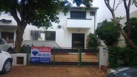 Alquilo Duplex Para Vivienda U Oficina Sobre Santa Teresa