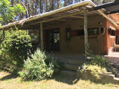 """Casa De Barro , """"villa  Juan """""""