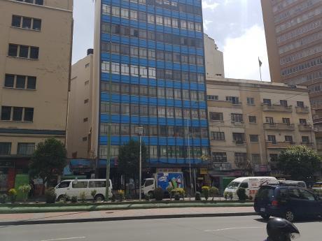 Oficina En Anticretico, Centro De La Paz