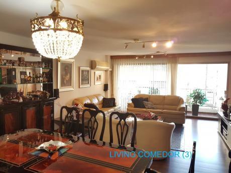 Venta Apartamento Pocitos 3 Dormitorios Y Servicio