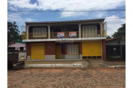 Vendo Enorme Casa A 2 Cuadras De Eusebio Ayala