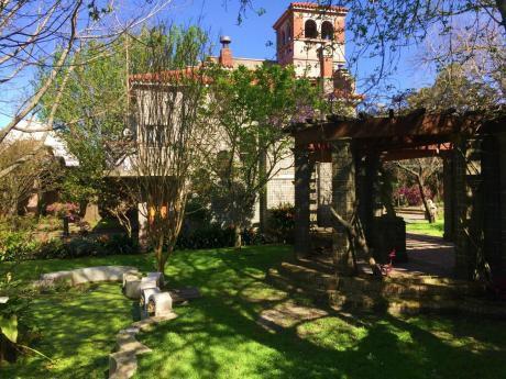 Espectacular Casa En Punta Gorda Casi Rambla!