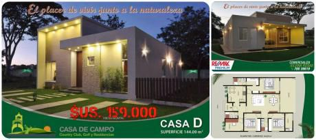 Casa De Campo Country Club - Casa Tipo D