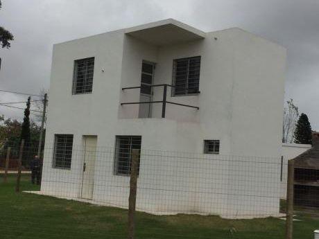 Casa A Estrenar En Medanos De Solymar
