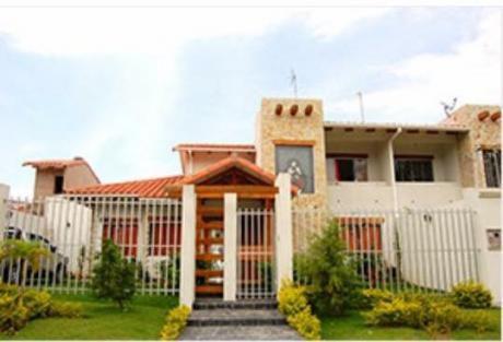 Hermosa Casa En Anticrético En Urubo (villa Bonita)