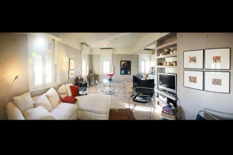 Apartamento En Venta De 2 Ambientes En Palacio Salvo