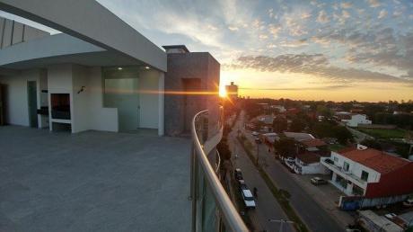 Alquilo Espléndido Penthouse A Estrenar, A Un Minuto Del Shopping Del Sol.