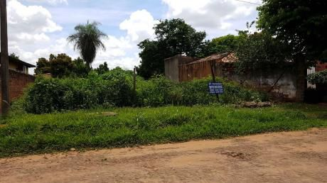 Vendo Terreno En San Lorenzo Barrio Florida