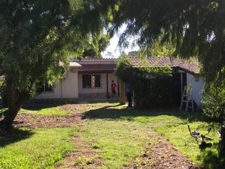 Casa Dos Dormitorios Muy Lindo Parque