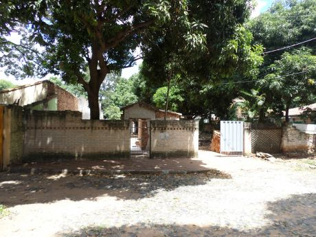 Vendo Terreno De 1.030 M2 A Dos Cuadras De Eusebio Ayala