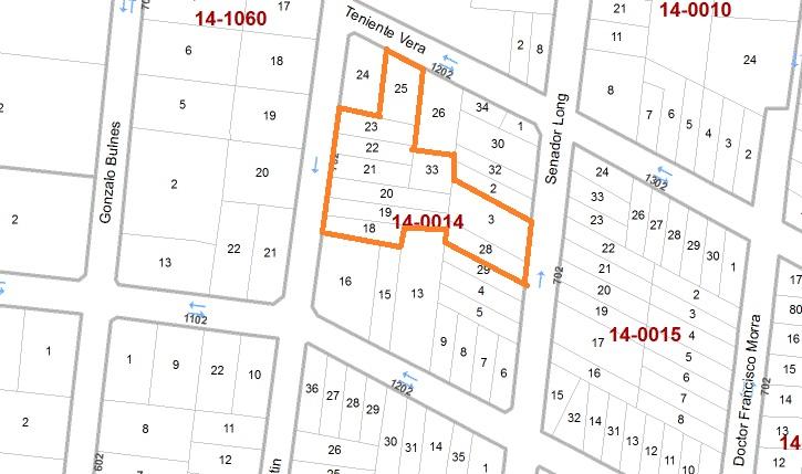 Carmelitas: Eminente Terreno Comercial - 4.702 M2 - Con 3 Frentes